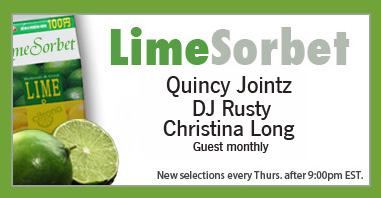 DJ Quincy Jointz, Lime Sorbet
